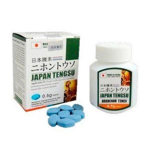 Thuốc cường dương thảo dược Nhật Bản – Japan TengSu